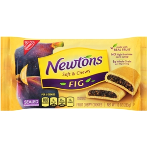 Nabisco Fig Newton Bars Cookies - 10 Oz.