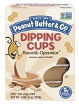 Smooth Operator Creamy Peanut Butter Dipping Cups - 7.5 Oz.