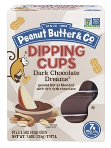 Dark Chocolate Dreams Dipping Cups - 7.5 Oz.