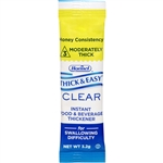Thick and Easy Clear Sticks Honey - 2.2 Gr.