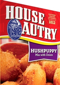 Hushpuppy Sweet with Onion Mix - 25 Lb.