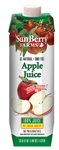 Sunberry Farms Apple Juice 100 Percentage - 33.8 Fl. Oz.