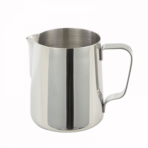 Stainless Steel Frothing Pitcher - 20 Oz.