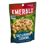 Cashew Sea Salt Pepper Emerald - 5 Oz.