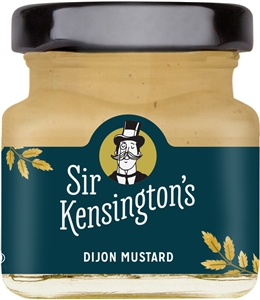 Dijon Mustard Mini Jars - 1.8 Oz.