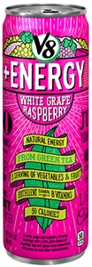 Beverage White Grape Raspberry - 12 Oz.