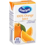 100 Percentage Orange Juice - 4.2 Fl.Oz.