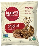 Gluten-Free Organic Original Crackers - 1.25 Oz.