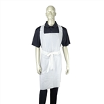 1.77 Mil Poly Apron - 28 in. x 46 in.