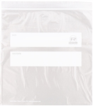 Double Zipper Gallon Bag - 10.5 in. x 11 in.