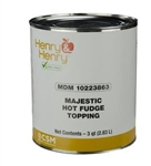 Majestic Hot Fudge NO10 - 45.5 Lb.