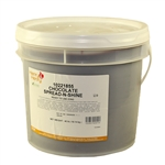 Chocolate Spread Shine Dipping Icing - 40 Lb.
