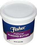 Natural Almond Butter - 80 Oz.