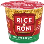 Rice-A-Roni Instant Cup Cheddar Broccoli - 2.11 Oz.