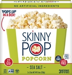 Sea Salt Microwave Popcorn - 8.4 Oz.