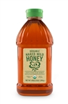 Naked Wild Organic Raw Honey - 48 Oz.