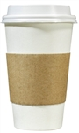 LBP Catalog Plain Kraft Coffee Clutch Hot Cup Sleeve