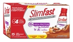 Slimfast Advanced RTD Caramel Latte - 165 Oz.