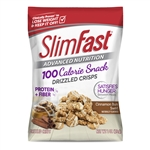 Slimfast Advanced Drizzled Crisps Variety Pack