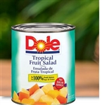Tropical Fruit Salad in Fruit Juice - 106.192 Oz.