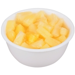 Pineapple Tidbits In Juice - 100 Oz.