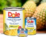 Pineapple Crushed Fancy In Juice - 106 Oz.