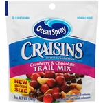 Craisins Cranberry and Chocolate Trailmix - 5 Oz.
