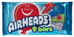 Airheads 9 Bar King Size Variety Pack
