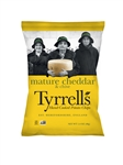 Tyrrells Mature Cheddar and Chive Potato Chips - 1.4 Oz.