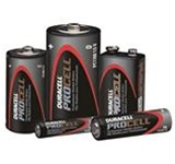 Duracell Procell Alkaline Batteries - Major Cells, AA, Alkaline, PC1500BKD