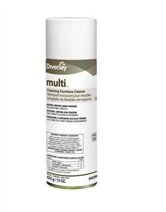 Multi Foaming Furniture Cleaner Polish - 15 oz.