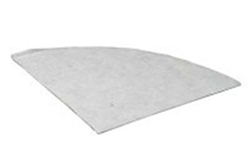 White Filter Paper Sheet 18 Mic - 19.38 in. x 32.38 in.