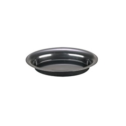 EMI Yoshi Black Oval Bowl 128 Oz. - 11 in.x16 in.