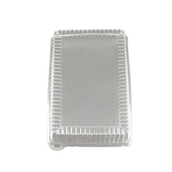 EMI Yoshi Clear Rectangular Lid - 12 in. x 18 in.