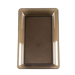 EMI Yoshi Smoke Party Tray Rectangular Platter - 12 in. x 18 in.