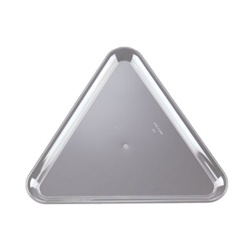 EMI Yoshi Party Tray Clear Triangle Platter - 16 in.