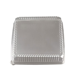 EMI Yoshi Clear Pet Square Lid - 16 in. x 16 in.