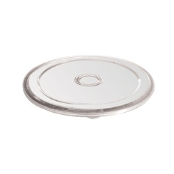EMI Yoshi 128 Oz. and 192 Oz. Bowl Lid - Clear