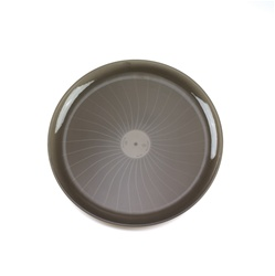 EMI Yoshi Party Tray Smoke Round Plastic Tray - 16 in.
