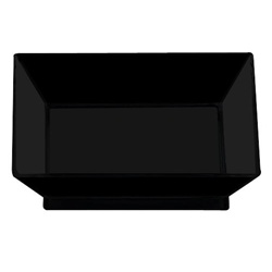 EMI Yoshi Small Wonders Collection Abyss Dish - Black
