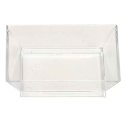 EMI Yoshi Small Wonders Collection Abyss Dish - Clear