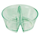 EMI Yoshi Small Wonders Duplex Bowl - Sea Green