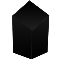EMI Yoshi Small Wonders Diamond Cube - Black