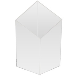 EMI Yoshi Small Wonders Diamond Cube - Pearlized White