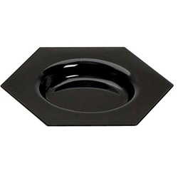 EMI Yoshi Small Wonders Honeycomb Plate - Black