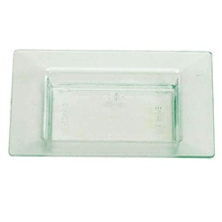 EMI Yoshi Small Wonders Square Mini Plate - Sea Grean