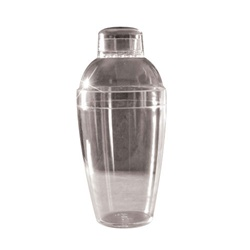 EMI Yoshi Cocktail Shaker Clear - 10 Oz.