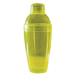 EMI Yoshi Cocktail Shaker Yellow - 14 Oz.
