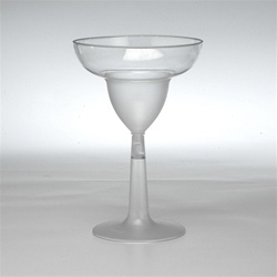 EMI Yoshi Margarita Glass Clear 2 Pieces - 12 Oz.