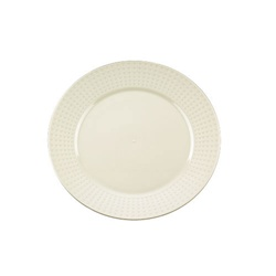 EMI Yoshi Majestic Dinner Plate Bone - 9 in.